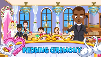 Screenshot for My Town : Wedding Day in United States App Store