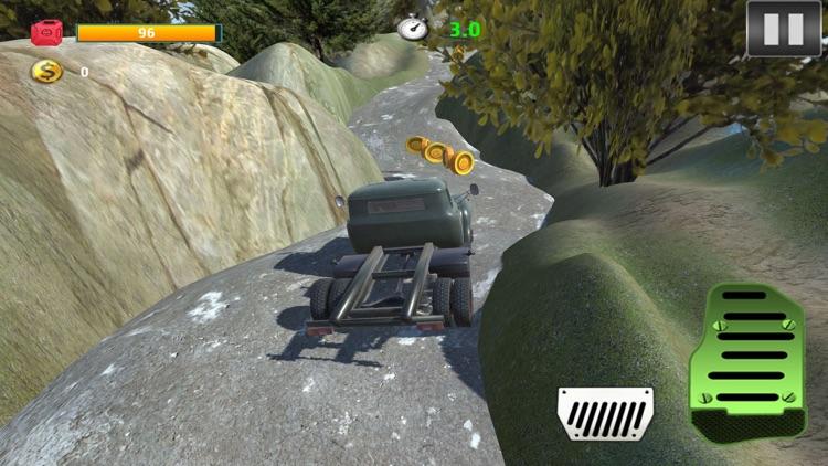 Heavy Truck Hill Explore