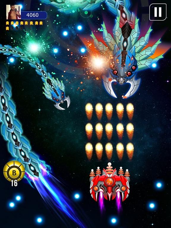 Galaxy Attack: Space Shooter screenshot 12