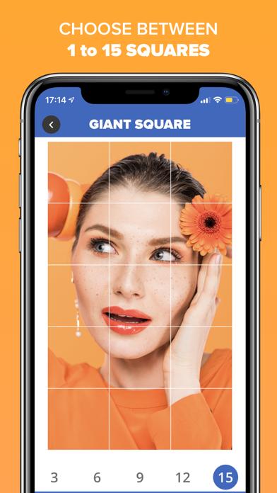 Giant Square PRO - Grids+