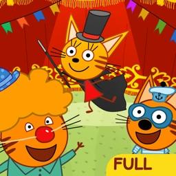 Kid-E-Cats Circus Toddler Game