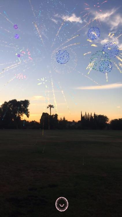 Fireworks Tap AR screenshot-7
