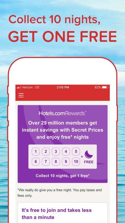 Hotels.com: Book your hotel