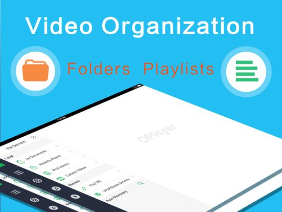 OPlayer HD - video player Screenshots