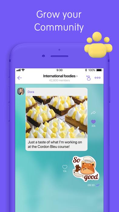 Viber Messenger: Chats & Calls Screenshot
