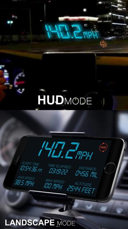Speedometer GPS - TM 2 screenshot-3