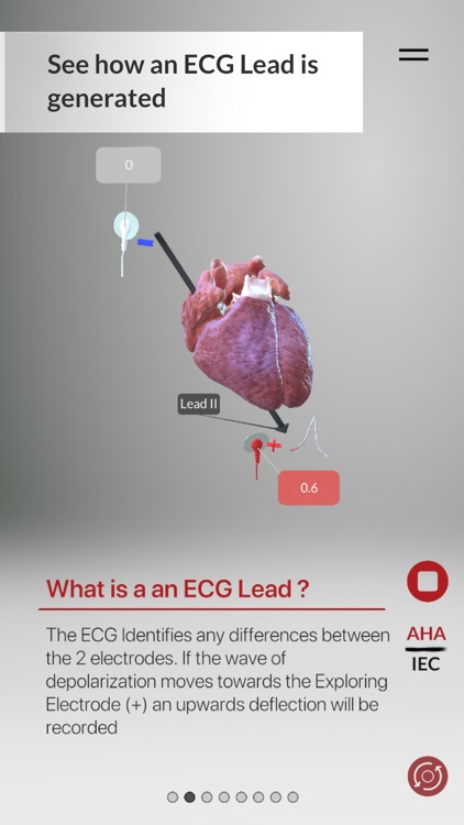 3D ECG Leads screenshot-8