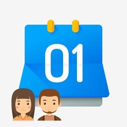 Shared Calendar Pro