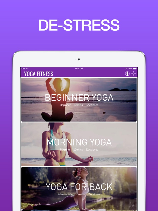 Yoga for Beginners | Mind+Body on the App Store