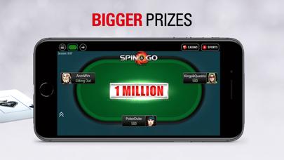 PokerStars Online Poker Games screenshot three