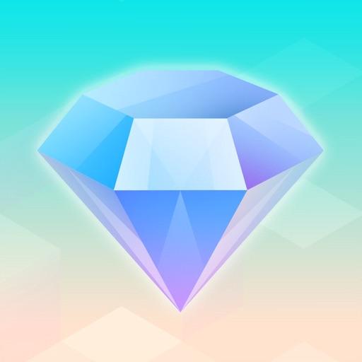 Match Gems - Meditation Game