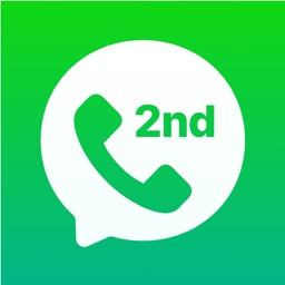 2nd Line - Texting Number App