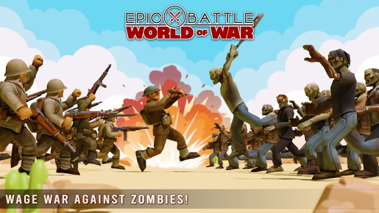 Epic Battle Sim: World of War