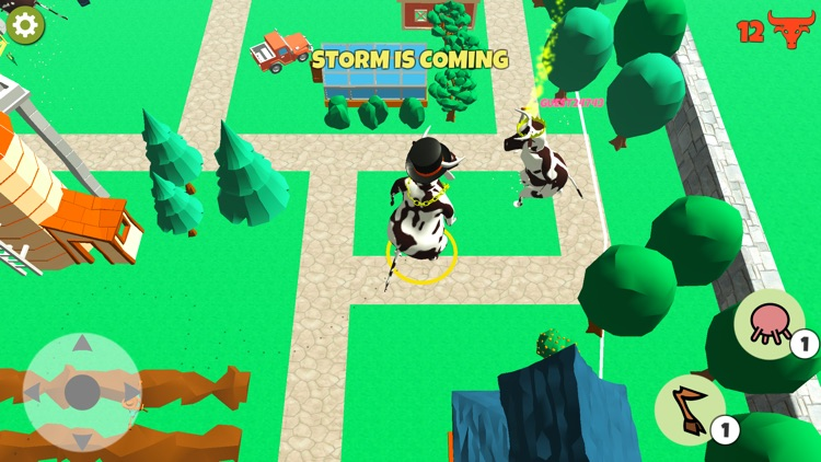 Cattle Royale! screenshot-3