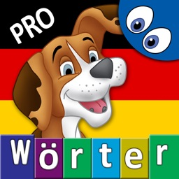 German Words with Phonics Pro
