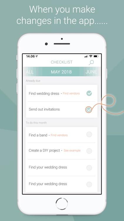Wedding planner by Wedbox screenshot-6