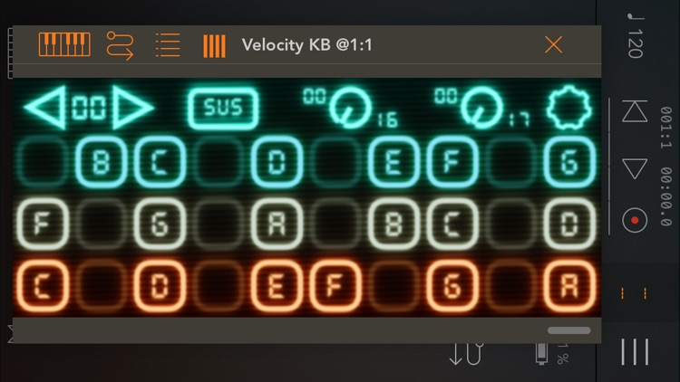 Velocity Keyboard screenshot-2