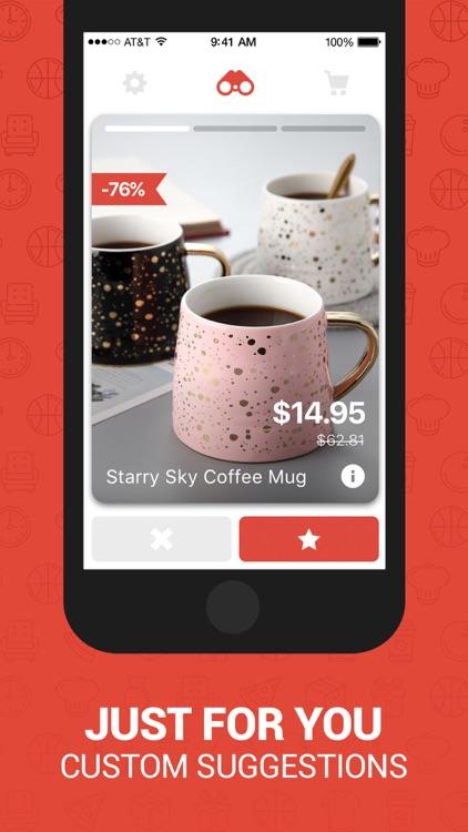 Swipio - Glamorous Shopping screenshot-3