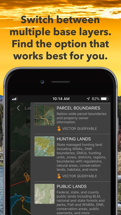 Screenshot for HuntStand in Canada App Store