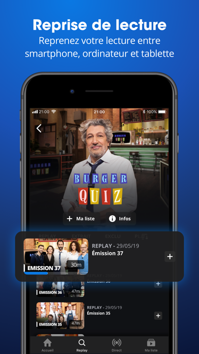 download MYTF1 apps 6