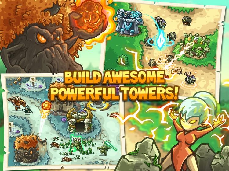 Kingdom Rush Origins HD screenshot-1