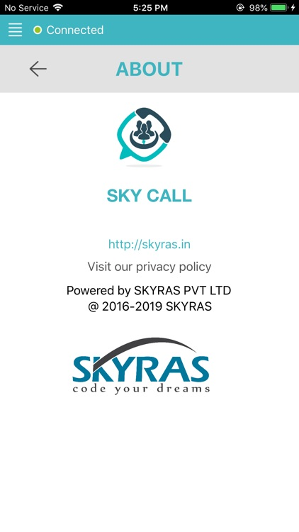 SKY-CALL screenshot-0
