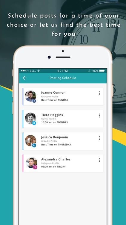 RecurPost - Social Media App screenshot-4