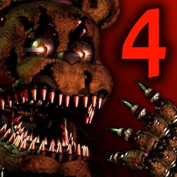 Five Nights at Freddy's 4 Logo