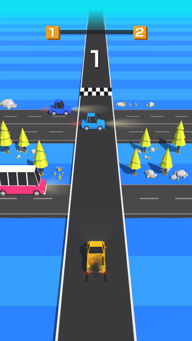 download Traffic Run! apps 3