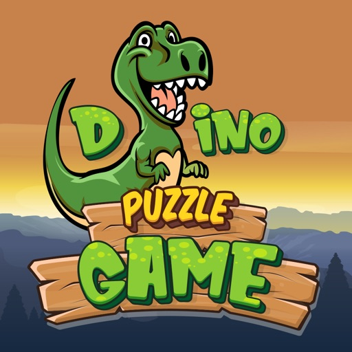 Dino Puzzles Game