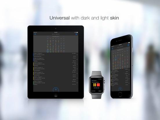 TimeTrack Pro - Time Tracker Screenshots