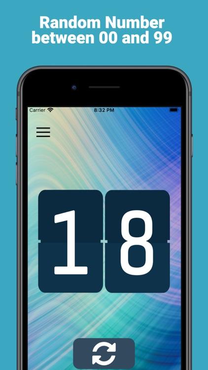Random # Number Generator screenshot-4