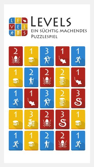 Levels - Addictive Puzzle GameScreenshot von 4