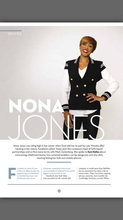 Premier Christianity Magazine