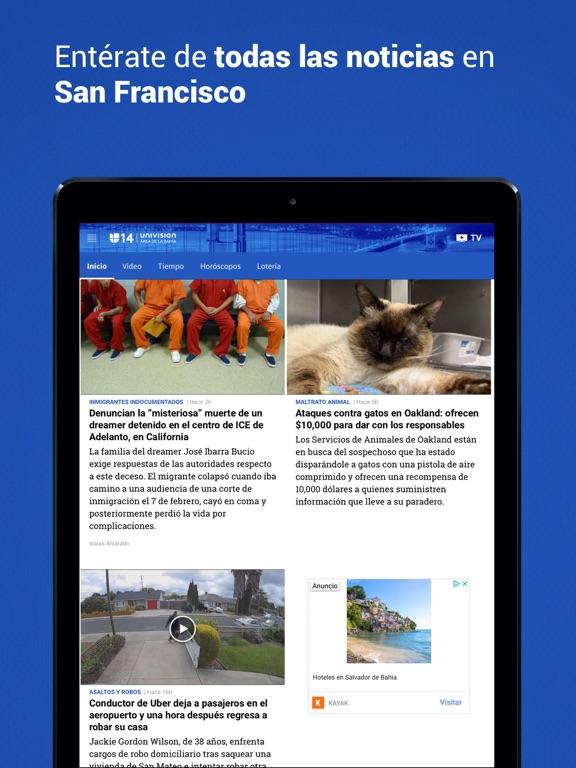 Univision 14 Área de la Bahía screenshot 9