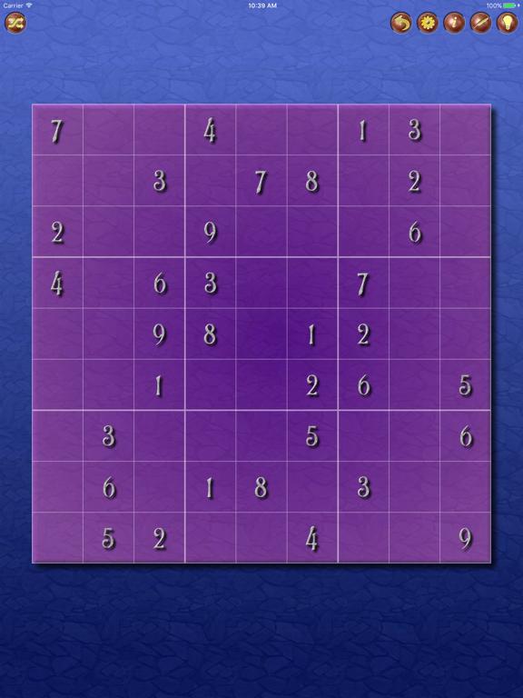 Screenshot #6 pour Sudoku (Oh No! Encore un!)