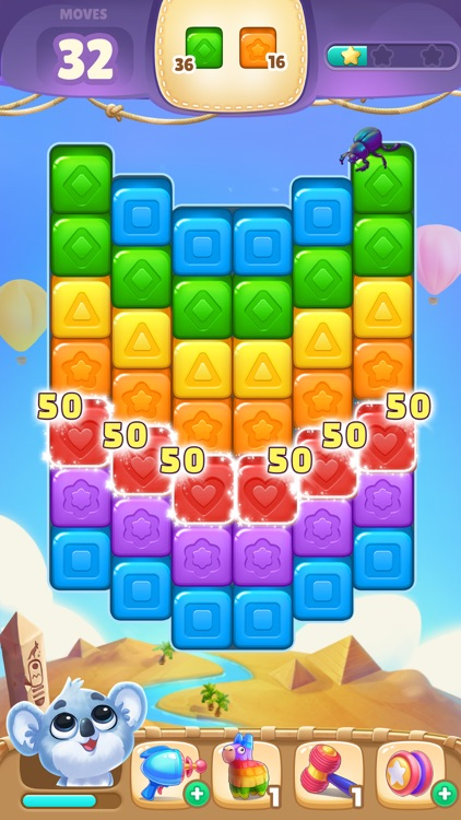 Cube Rush Adventure screenshot-2