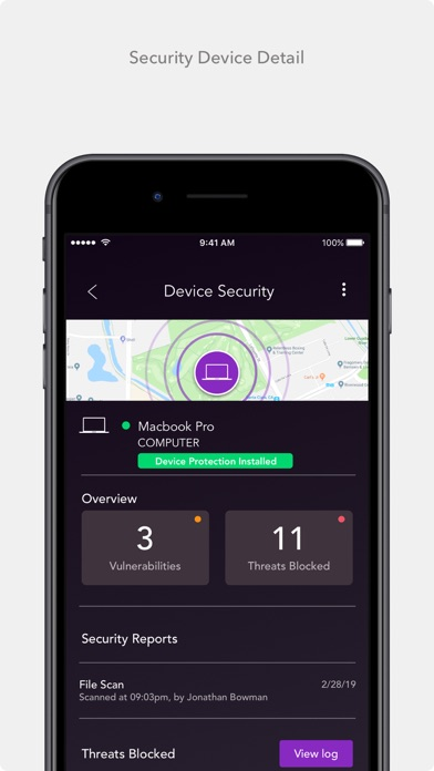 NETGEAR Nighthawk - WiFi Appのおすすめ画像4