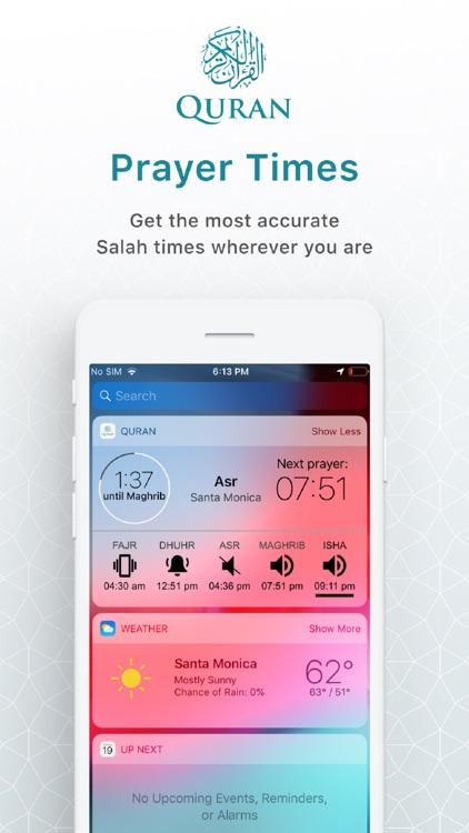 The Holy Quran - English screenshot-5
