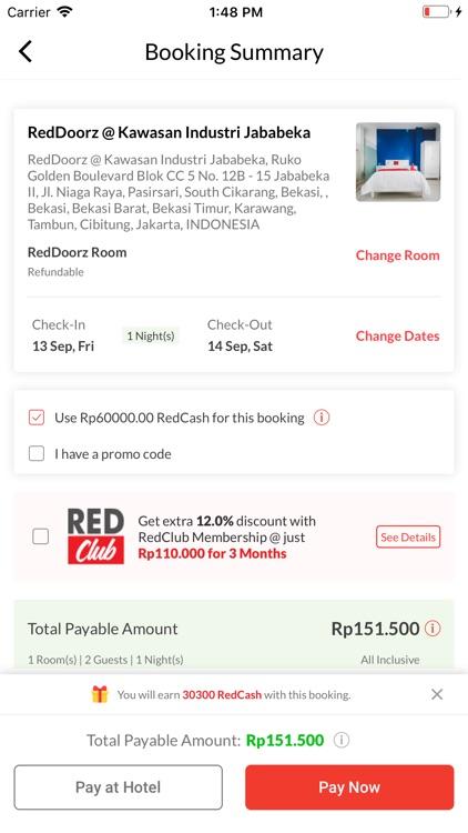 RedDoorz - Hotel Booking App screenshot-4