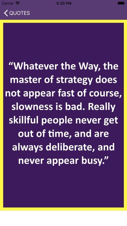 Miyamoto Musashi's Wisdom screenshot-5