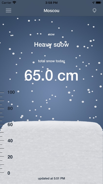 Snow today screenshot-4