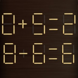 Math Match Stick Puzzle