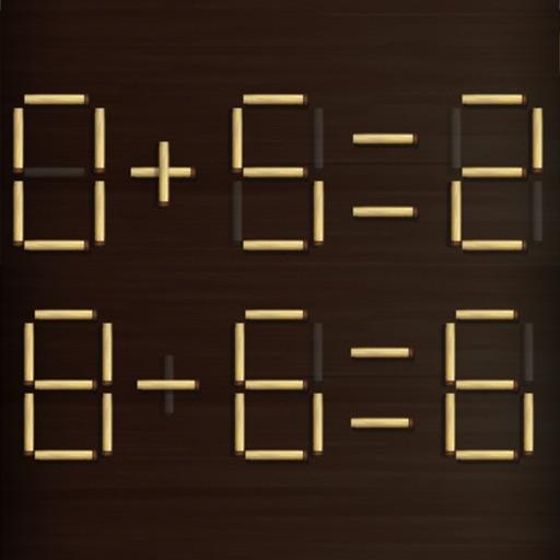 Math Match Stick Puzzle