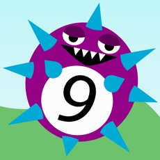 Activities of Monster Math - Learning fun