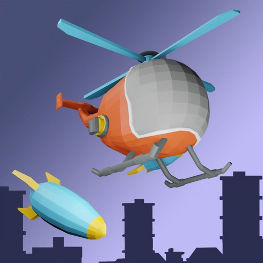 Helicopter Bomber