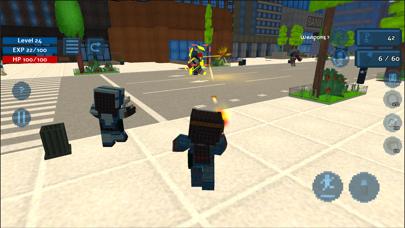 Police Block City screenshot one