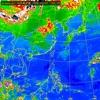 氣象衛星圖