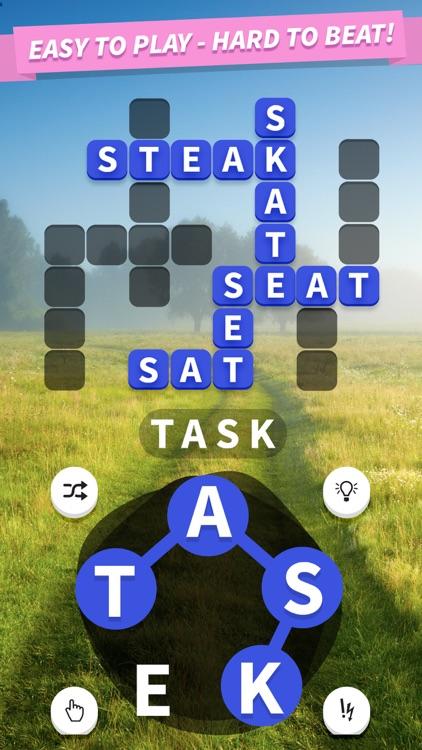Word Peace - Crossword Puzzle screenshot-6