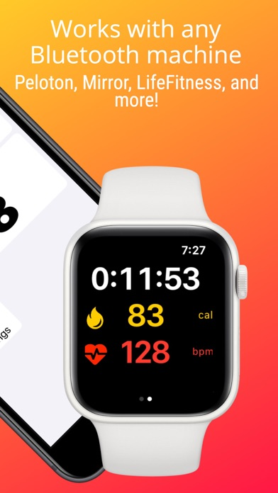 BlueHeart Bluetooth Heart Rateのおすすめ画像2